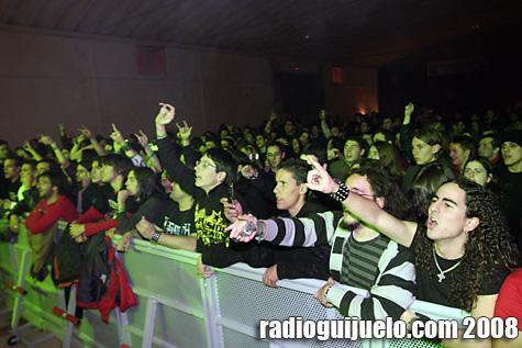 En torno a 800 personas asistieron a la tercera edición del festival