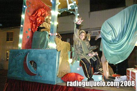 Los Reyes Magos trajeron de nuevo ilusión a la villa