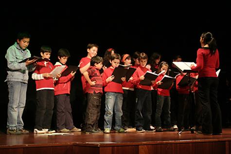La Escuela Municipal de Música ofreció su concierto de Navidad