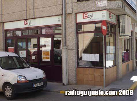 Oficina del Ecyl en Guijuelo