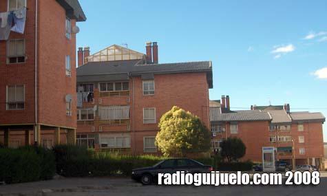 Imagen del barrio de San José Obrero