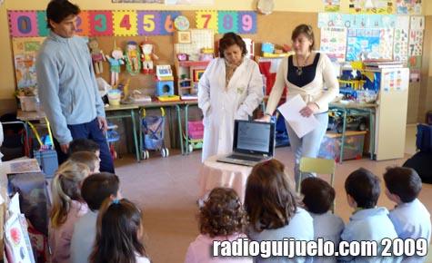ADRECAG acercó el Proyecto Tormes a los escolares