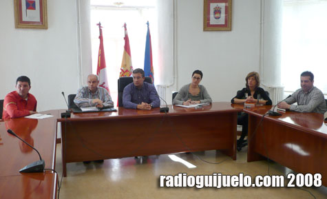 El pleno del Ayuntamiento duró cinco minutos debido a la rapidez del programa informático