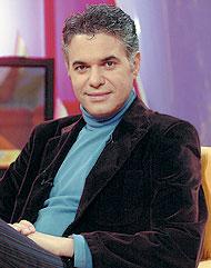 Agustín Bravo, presentador del espacio