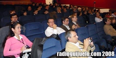 Público asistente al foro durante la jornada de hoy