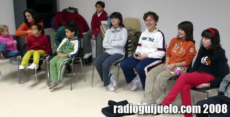 Los alumnos presenciaron las demostraciones musicales de sus profesores