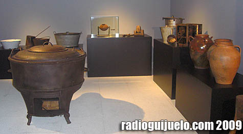 El Museo de la Industria Chacinera es uno de los atractivos turísticos de Guijuelo