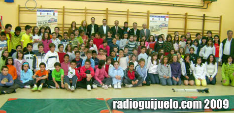 La presentación se realizó en el Colegio Filiberto Villalobos