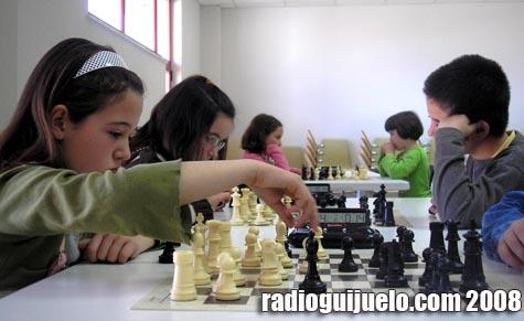 Imagen del torneo de ajedrez del pasado año