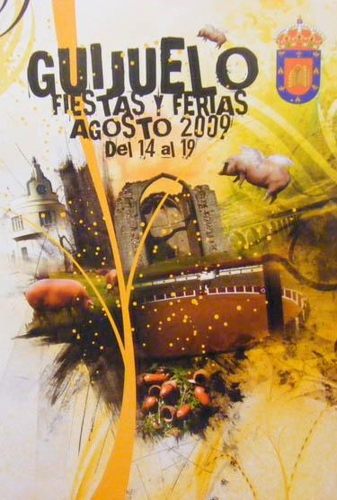 """El cartel lleva por título """"Guijuelo, ilusión y tradición"""""""