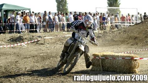 Marcos Tapia se impuso en la prueba deportiva