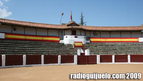 Plaza de toros de Guijuelo el año de su centenario