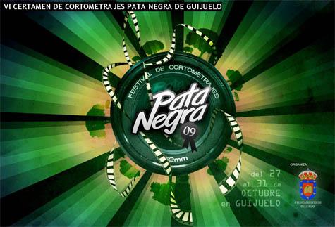 Nuevo cartel del Festival Pata Negra