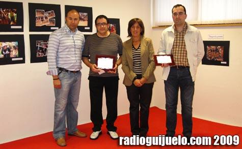 """Entrega de premios de """"Momentos de las Fiestas"""""""