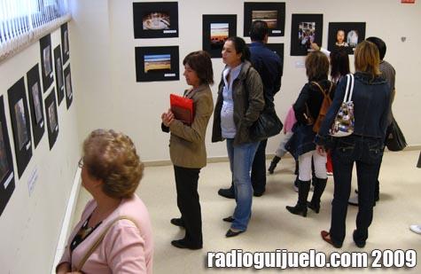 La exposición fue abierta el pasado viernes
