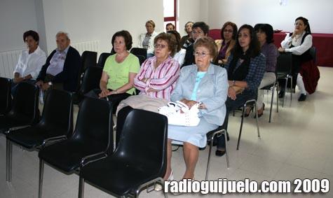Algunos de los asistentes al vídeo forum