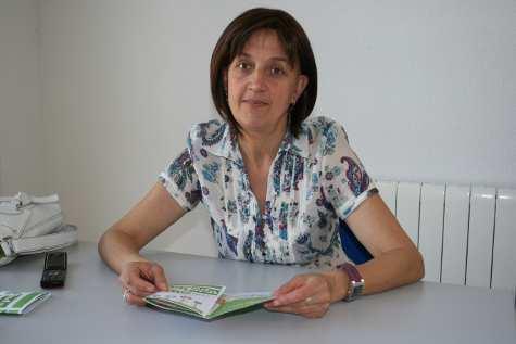 La concejal Maye Álvarez presenta la agenda