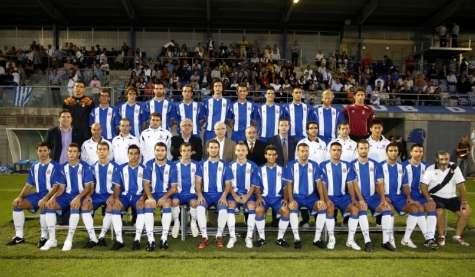 Plantilla del Espanyol B 2009/2010 (rcdespanyol.com)