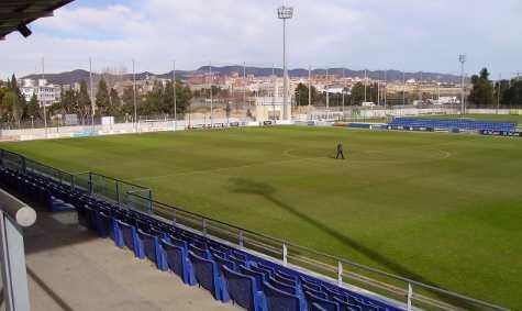 Ciudad deportiva en Barcelona donde jugará el Guijuelo
