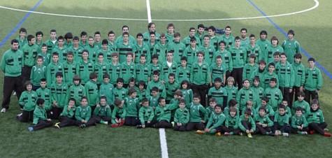 Imagen de las categorías inferiores Fuente: Marca.com