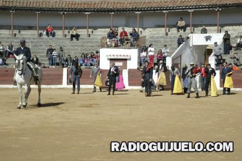 Festival taurino en Guijuelo. Foto archivo