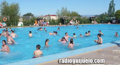 Imagen de la piscina municipal