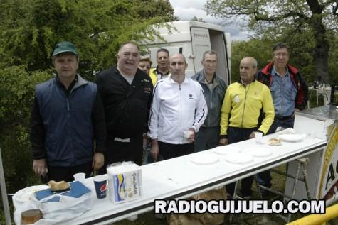 Asociación ciclista Sierra de Tonda. Foto archivo