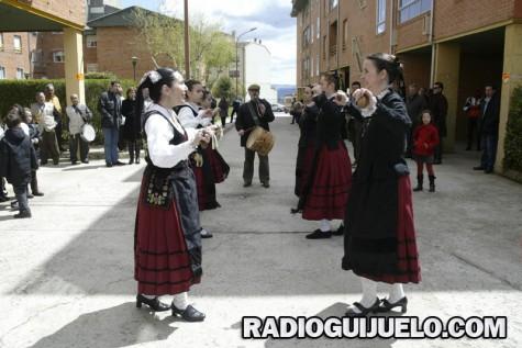 Grupo folclórico El Torreón. Foto archivo