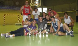 Participantes campeonato. Foto archivo