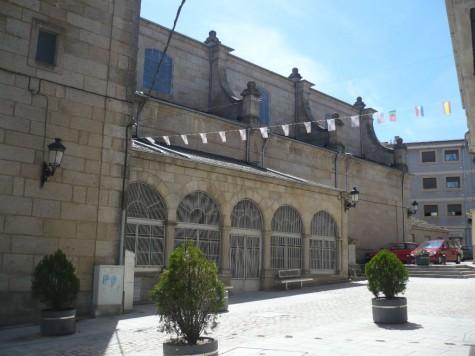 Iglesia Nuestra Señora de la Asunción. Foto archivo
