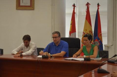 Pleno Municipal. Foto archivo Radio Guijuelo