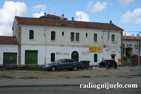 Estación de ferrocarril de Guijuelo