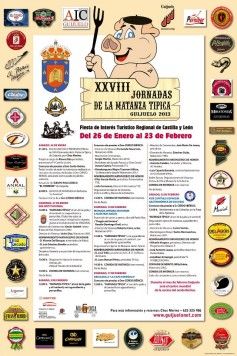 Programa de la XXVIII jornadas de la Matanza Tradicional