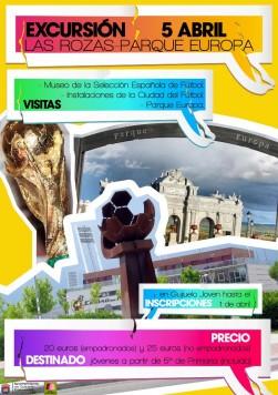 Excursión a Las Rozas y al Parque Europa