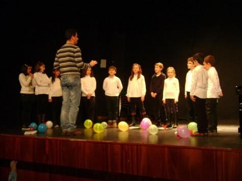 Audiciones de la Escuela Municipal de Música. Foto archivo