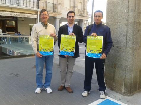 Presentación Día de la Bici 2013