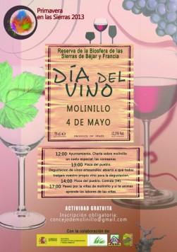 Día del vino en Molinillo