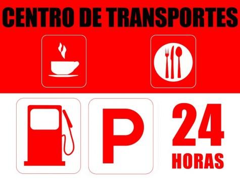 Cartel Centro de Transportes