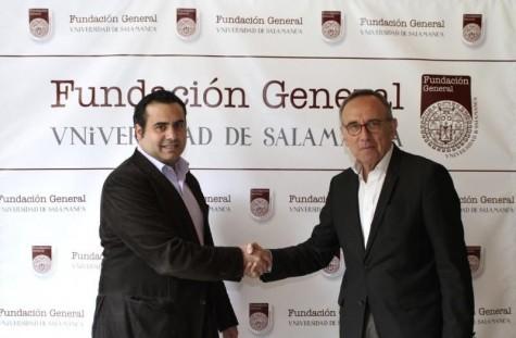 Convenio entre la USAL y el Ayuntamiento de San Esteban