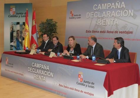 Campaña de la Declación de la Renta 2012