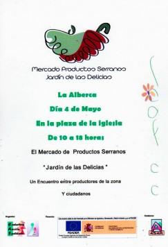 Feria en La Alberca