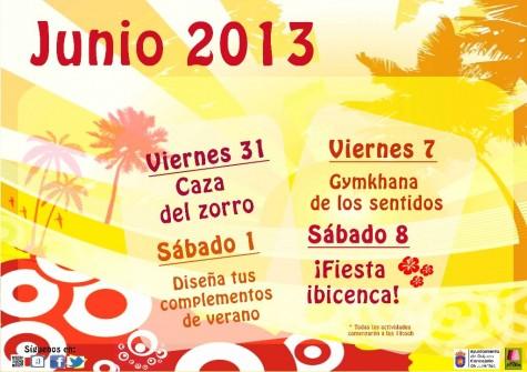 Agenda del mes de junio en Guijuelo Joven