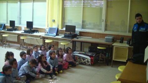 Jornada de Educación Vial en el Miguel de Cervantes