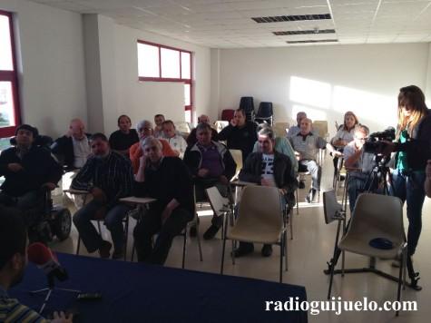 Asamblea General de Socios C.D. Guijuelo