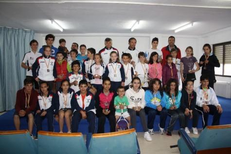 Campeones Juegos Escolares