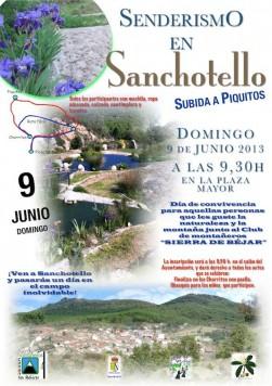 Marcha en Sanchotello