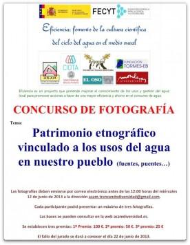 Concurso fotográfico de ASAM