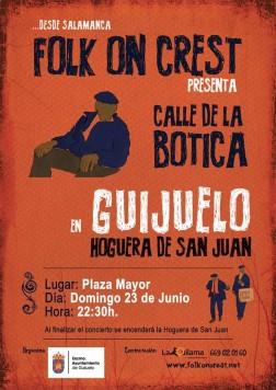 Concierto de la Noche de San Juan en Guijuelo