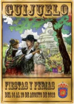 Portada del libro de las fiestas 2012