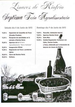 Feria Agroalimentaria de Linares
